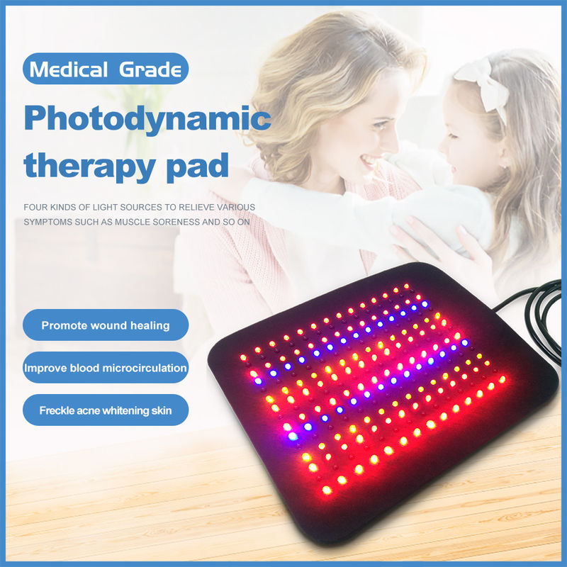 12V Pain Relief Multicolor Infrared LED Therapy Pad